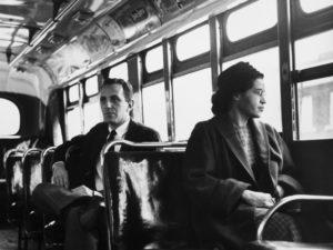 Rosa Parks, która nie przesiadła się w autobusie
