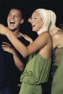 Lee Aleksander McQueen z Kate Moss