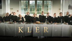 Plakat do filmu Kler