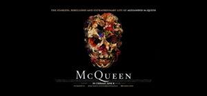 McQueen - plakat do filmu