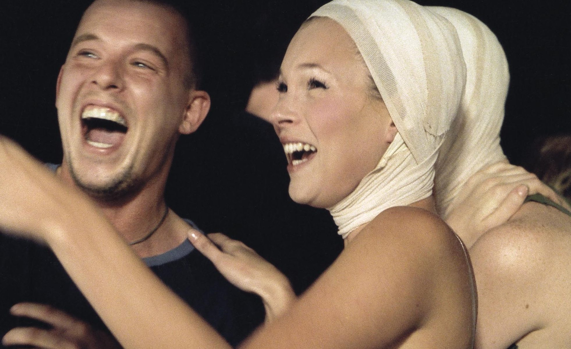 Lee McQueen i Kate Moss