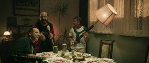 Kler, początkowa scena z filmu