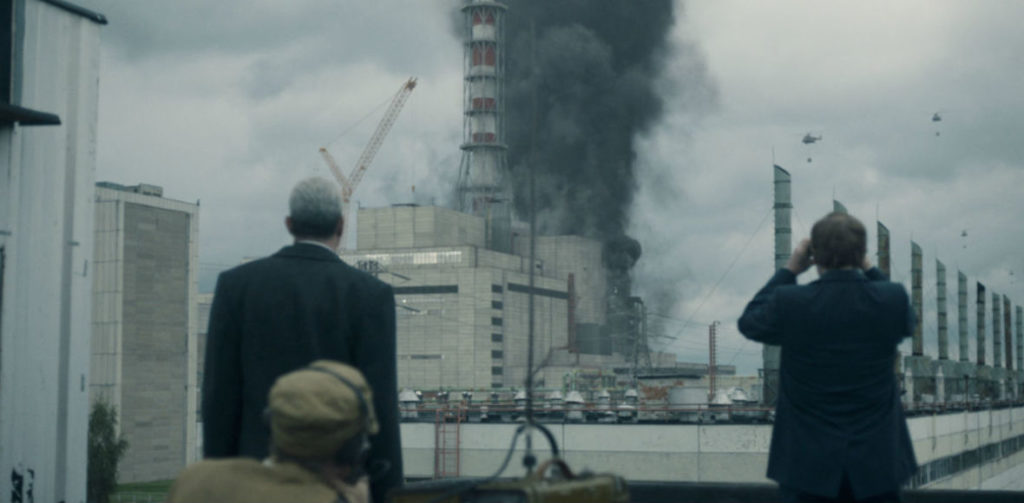 Czarnobyl serial porażający