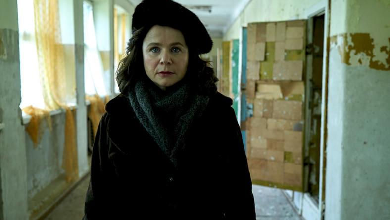 Emily Watson w serialu Czarnobyl