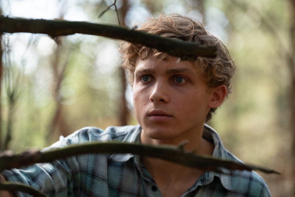 W głębi lasu - Paweł