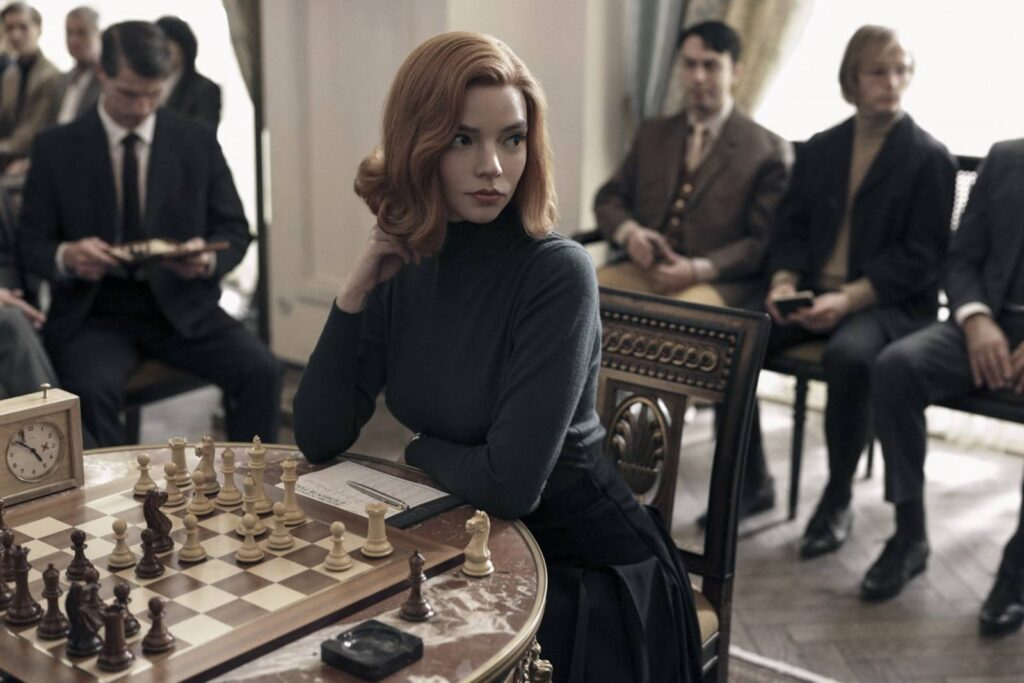 Beth Harmon Gambit królowej