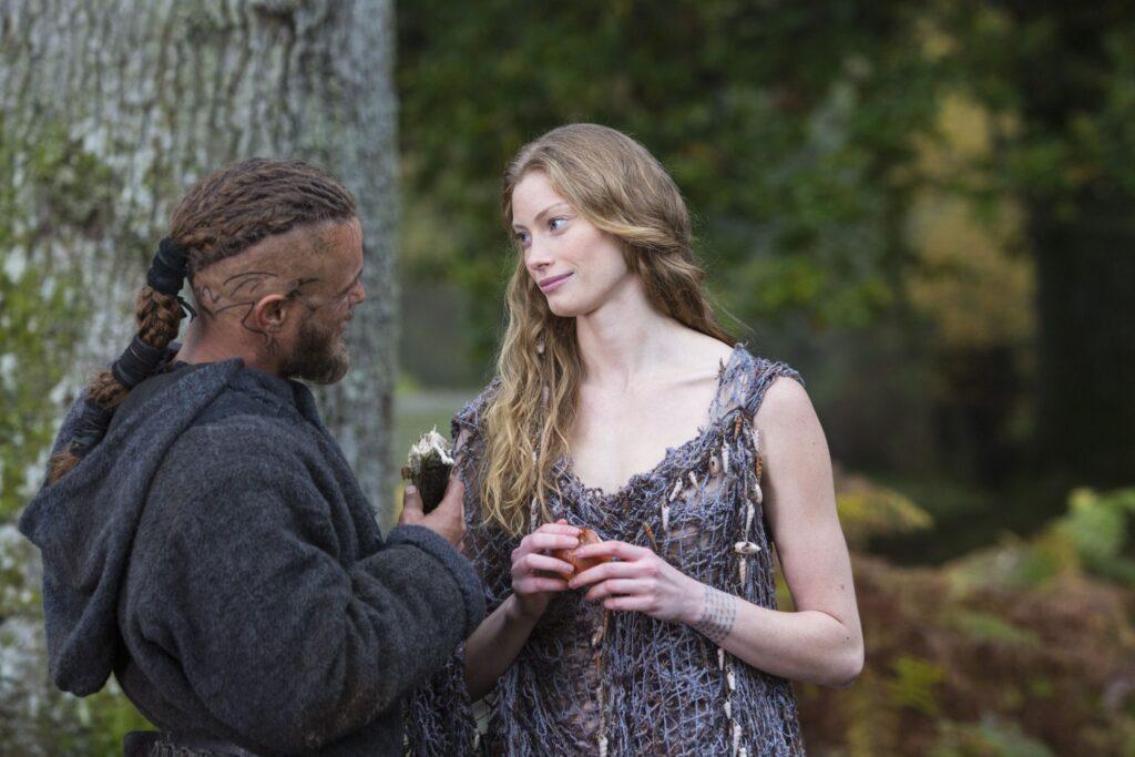 Aslaug i Ragnar